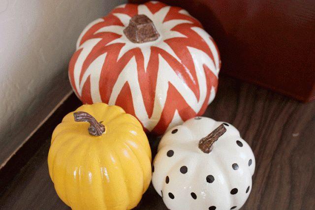 Creative Pumpkin Decorating Ideas Halloween Pinterest
