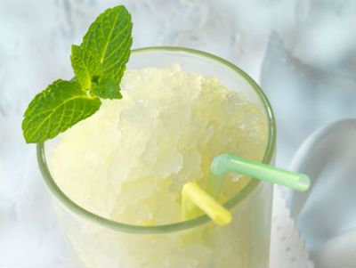 Lemon Granita | Recipe