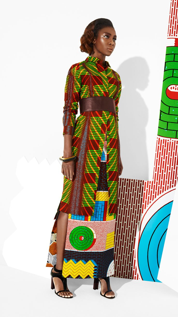Nikky africana fashion school 91