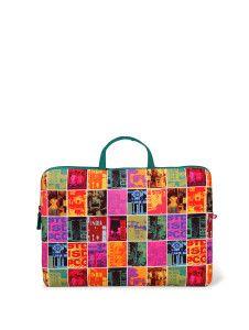 LimeRoad.com - India Circus - Tring Tring Laptop Bag 1299