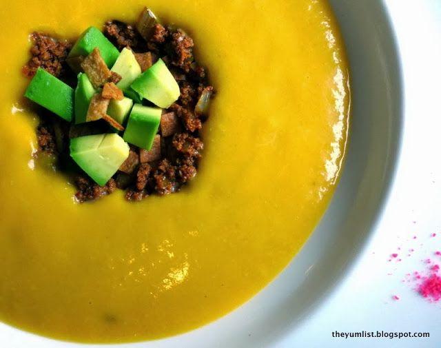 Mexican Pumpkin Soup Recipes — Dishmaps