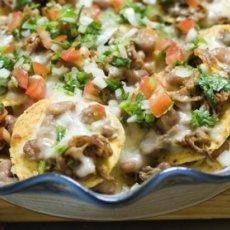 Cowboy Nachos | Appetizers Dips & Spreads | Pinterest