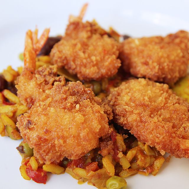 Easy Breaded Shrimp Recipe | Recipes to test out | Pinterest