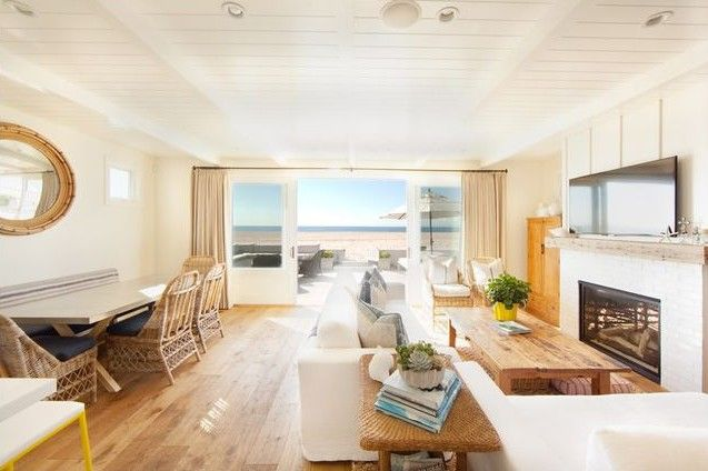 Newport Beach House Living Room Our Beach Dream House Pinterest