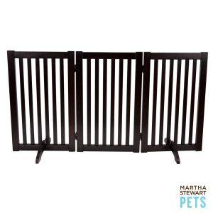 Martha Stewart  Panel Dog Gate