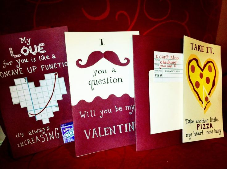 funny homemade valentines day cards for boyfriend
