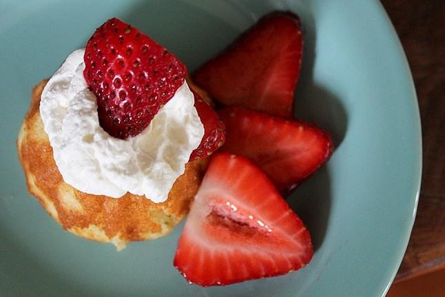 buttermilk pudding cakes | D E L I C I O U S | Pinterest