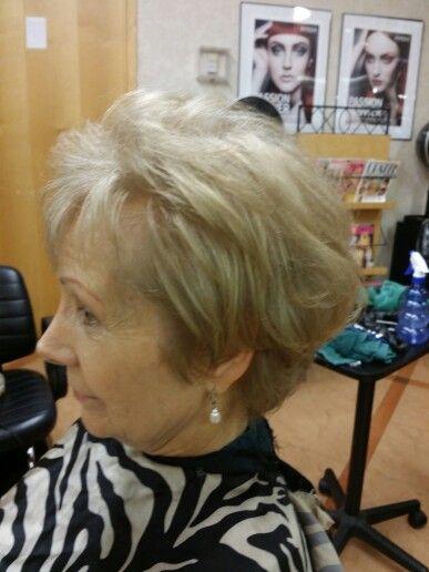 Short Feather Hair Cuts