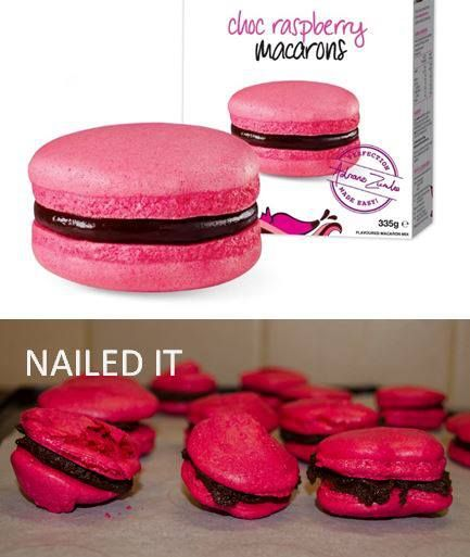 Macarons. Nailed it.