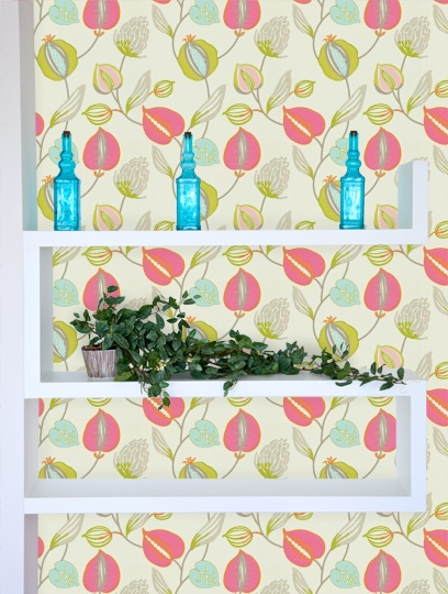 Tembok Wallpaper {kitchen}