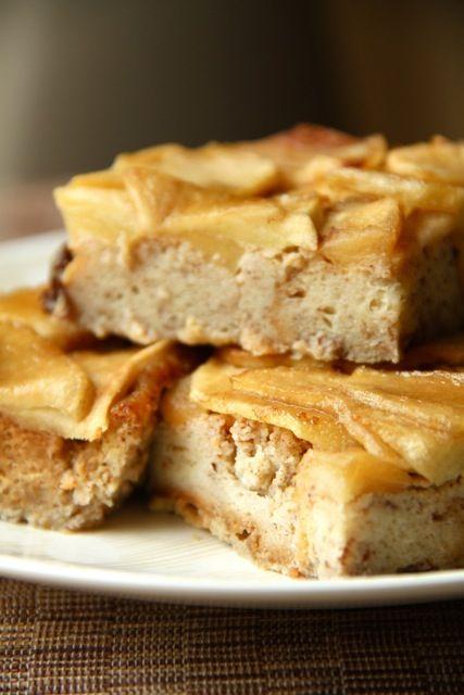 Gluten-free apple cinnamon bread pudding | Recipe