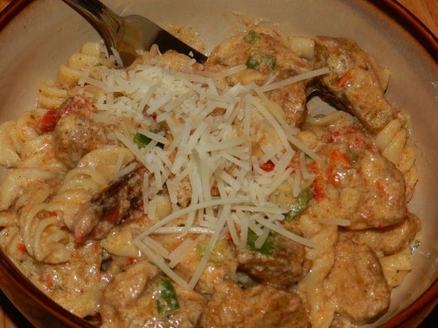 Creamy Cajun Chicken Pasta | Winner Winner Chicken dinner | Pinterest