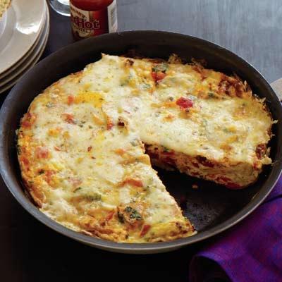 Chorizo-Tortilla TortillasSpanish tortillas—aka frittatas or omelets ...