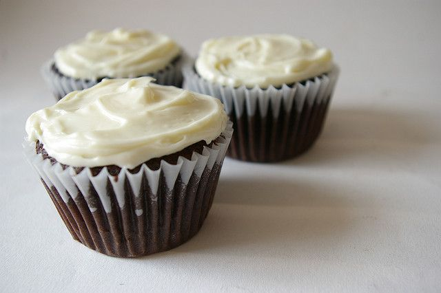 Guinness Chocolate Cupcakes | Recipes to try | Pinterest