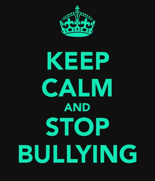 Stop Bullying Keep Calm Pinterest