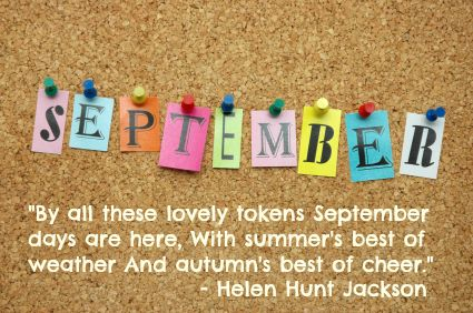 Image result for september quotes