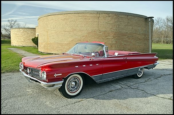 1960+Buick+Convertible+For+Sale 1960 Buick Electra 225 Convertible 401