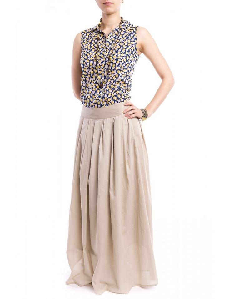 Tinar long skirt