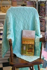 Debbie Macomber Knitting Patterns : knit baby blanket Knitting/Crochet Pinterest
