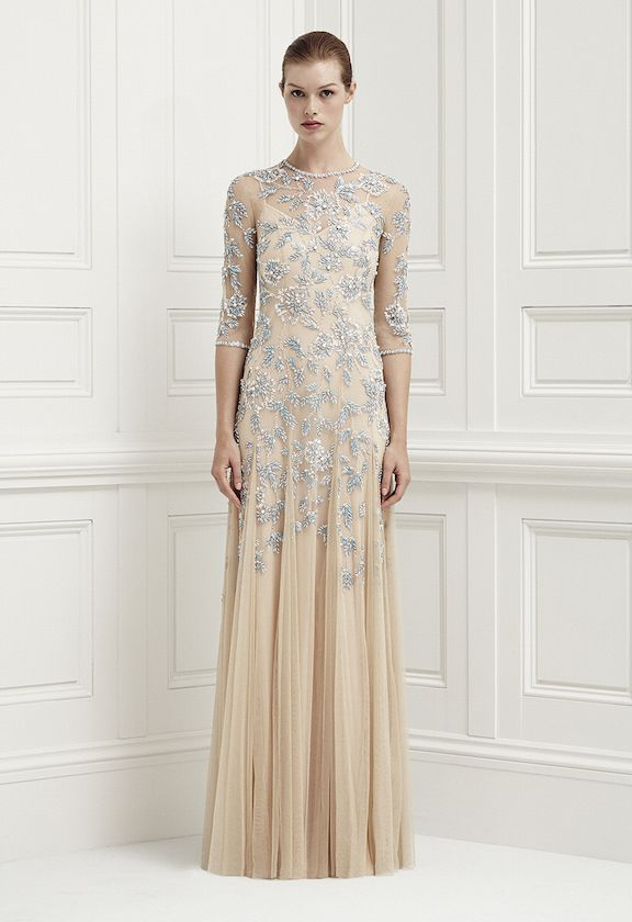 Jenny Packham Cruise Spring/Summer 2014