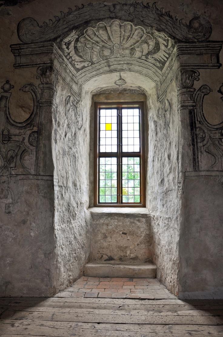 Castle Window Windows Pinterest