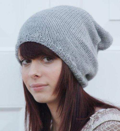 Hipster Hat Knitting Pattern : hipster beanie knits Pinterest