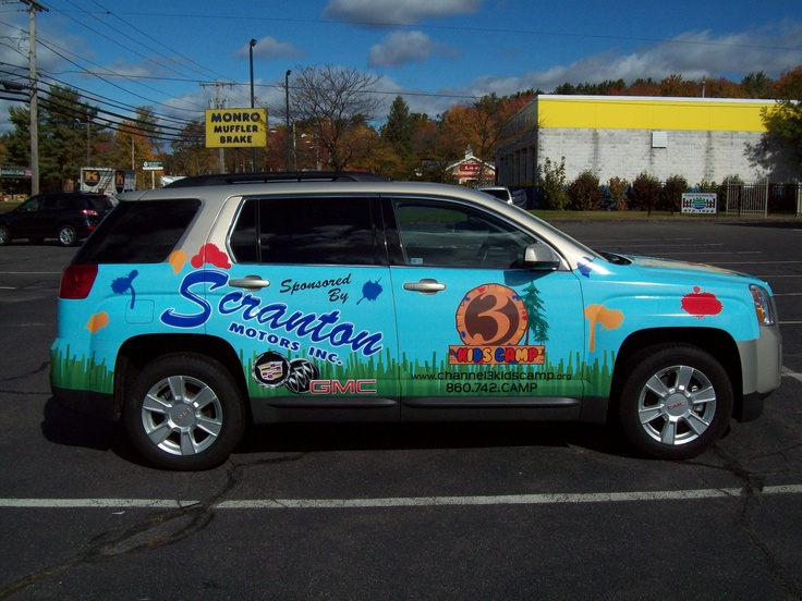 Scranton Motors Is A Proud Sponsor Of The Channel 3 Kids Camp