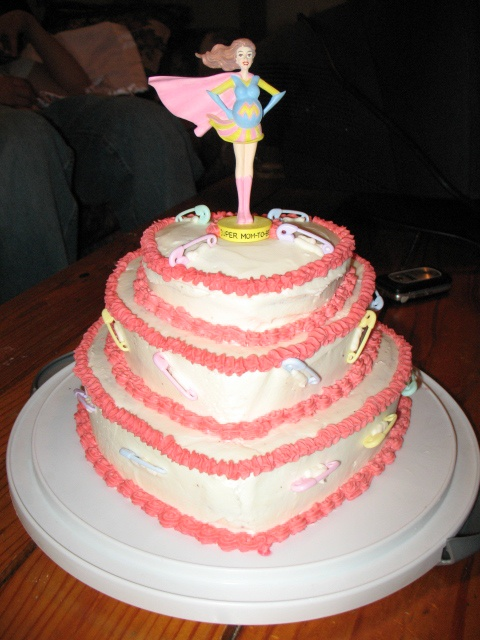 Baby Shower Cake  Cakes and Cupcakes  Pinterest