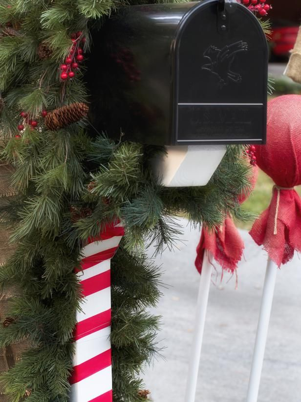 Outdoor Christmas Decorating Ideas : Decorating : Home & Garden ...