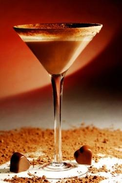 Milky Way Martini. | looks delicious | Pinterest