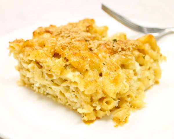 Ricotta Mac and Cheese | Recipe