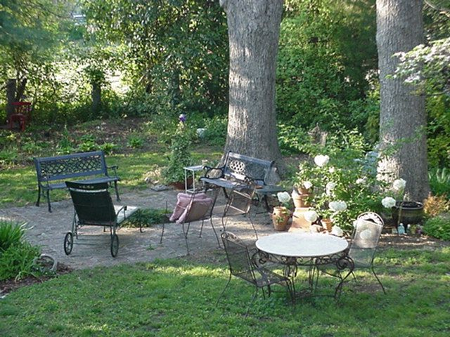 Shade garden designs gardening pinterest for Shade garden designs