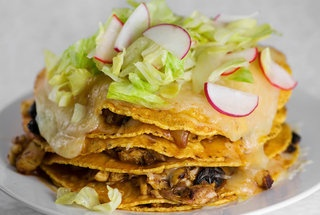 Stacked Chicken Enchiladas | Yummy For My Tummy! | Pinterest