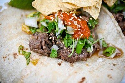 ... eggs korean style korean style korean style tacos with kogi bbq sauce