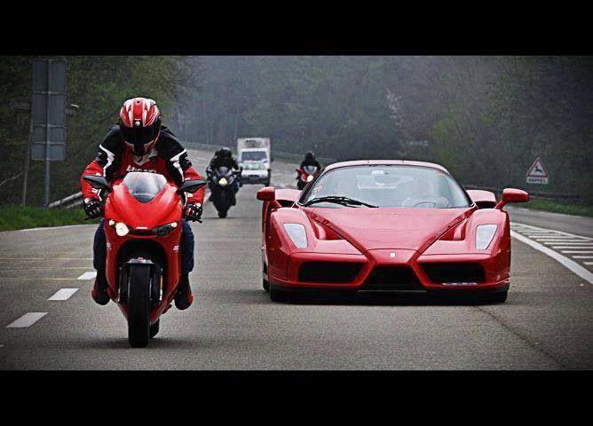Enzo Ferrari Amp Ducati Cars Pinterest