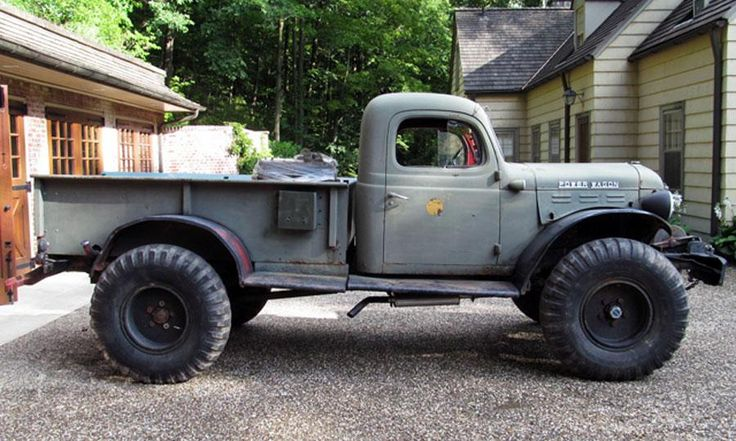 Craigslist Seattle Cars And Trucks By Owner >> 1958 Dodge Power Wagon Craigslist | Autos Post