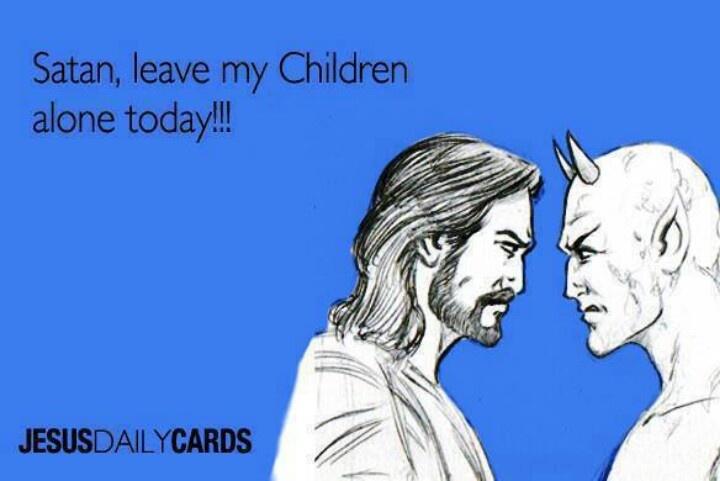 #JesusDailyCards