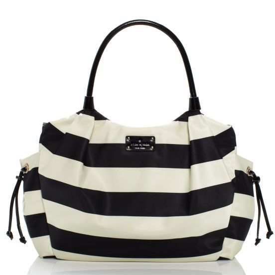 kate spade cute diaper bag my style pinterest. Black Bedroom Furniture Sets. Home Design Ideas