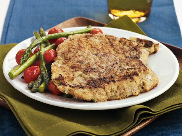 Chicken Scaloppine   Recipe
