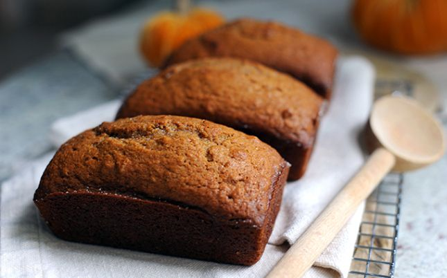 Spiced Pumpkin Quick Bread | Epicure: Desserts / Sweets | Pinterest