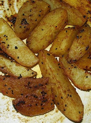 Indian Spiced Potatoes | Yummies! | Pinterest