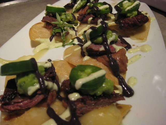 Steak Fajita Nachos | Sir Chef | Pinterest