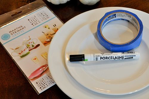 use porcelain pen 150 to write recipe on plate and give that to someone with the item on the plate.