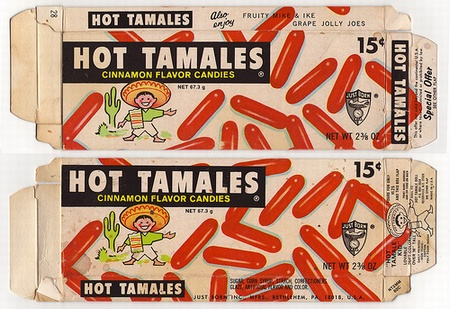 hot tamales | Decades I Wish I Were Born In 20's And 60's | Pinterest