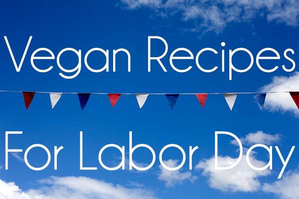 memorial day vegan recipes