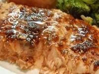 Balsamic Glazed Salmon Fillets | Yummy Food & Drinks (Recipes) | Pint ...
