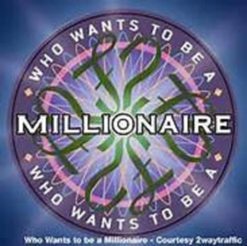 boardgame who wants be millionaire