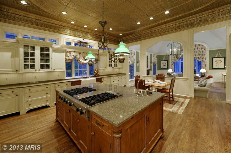 Kitchen  929 Leigh Mill Road, Great Falls, VA  Pinterest