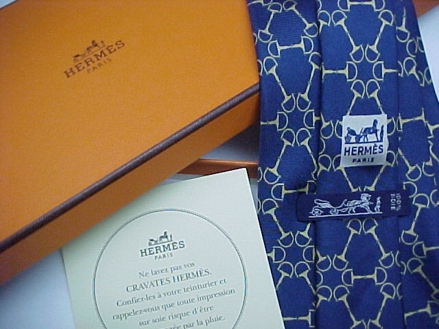 hermes replica ties