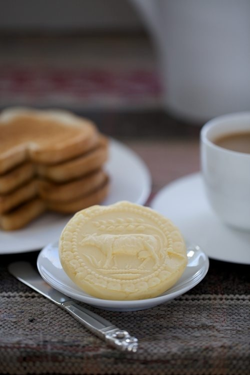 Homemade Cultured Butter | Time for Tea | Pinterest